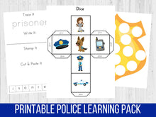 Load image into Gallery viewer, Police Officer Learning Pack