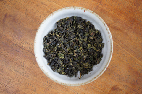 Spring Tieguanyin