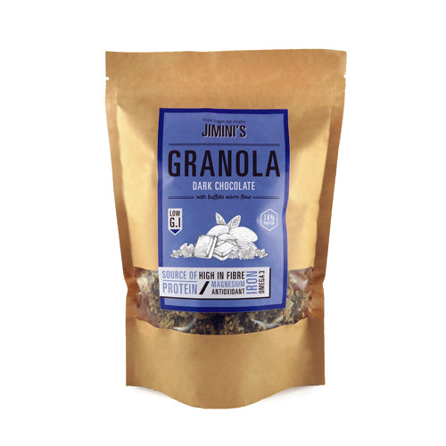 GRANOLA - DARK CHOCOLATE 250g