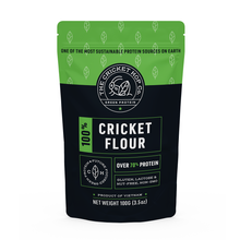 Load image into Gallery viewer, CRICKET FLOUR - GLUTEN FREE 100g