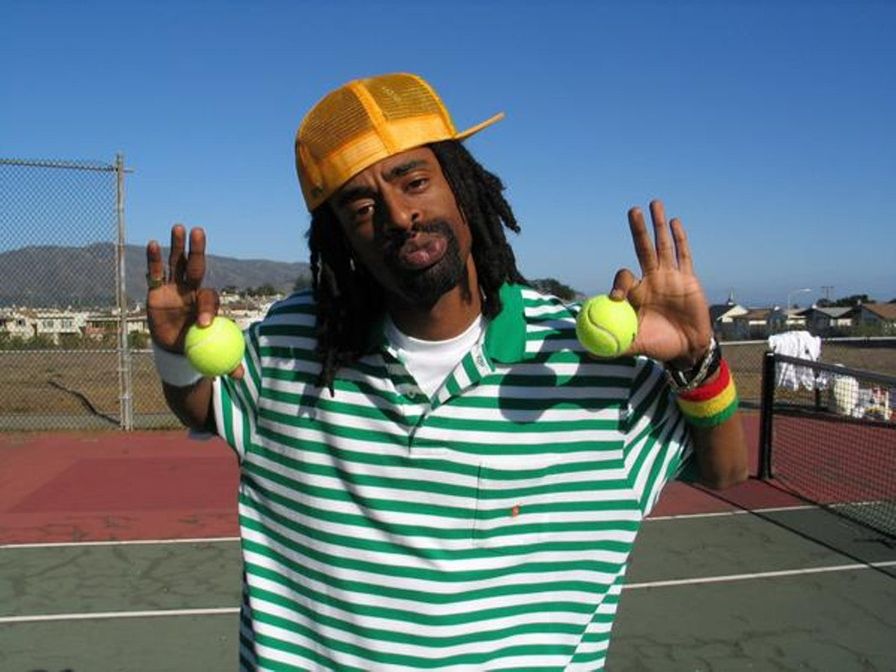 THE FOUNDER OF THE HYPHY MOVEMENT - MAC DRE!!!!