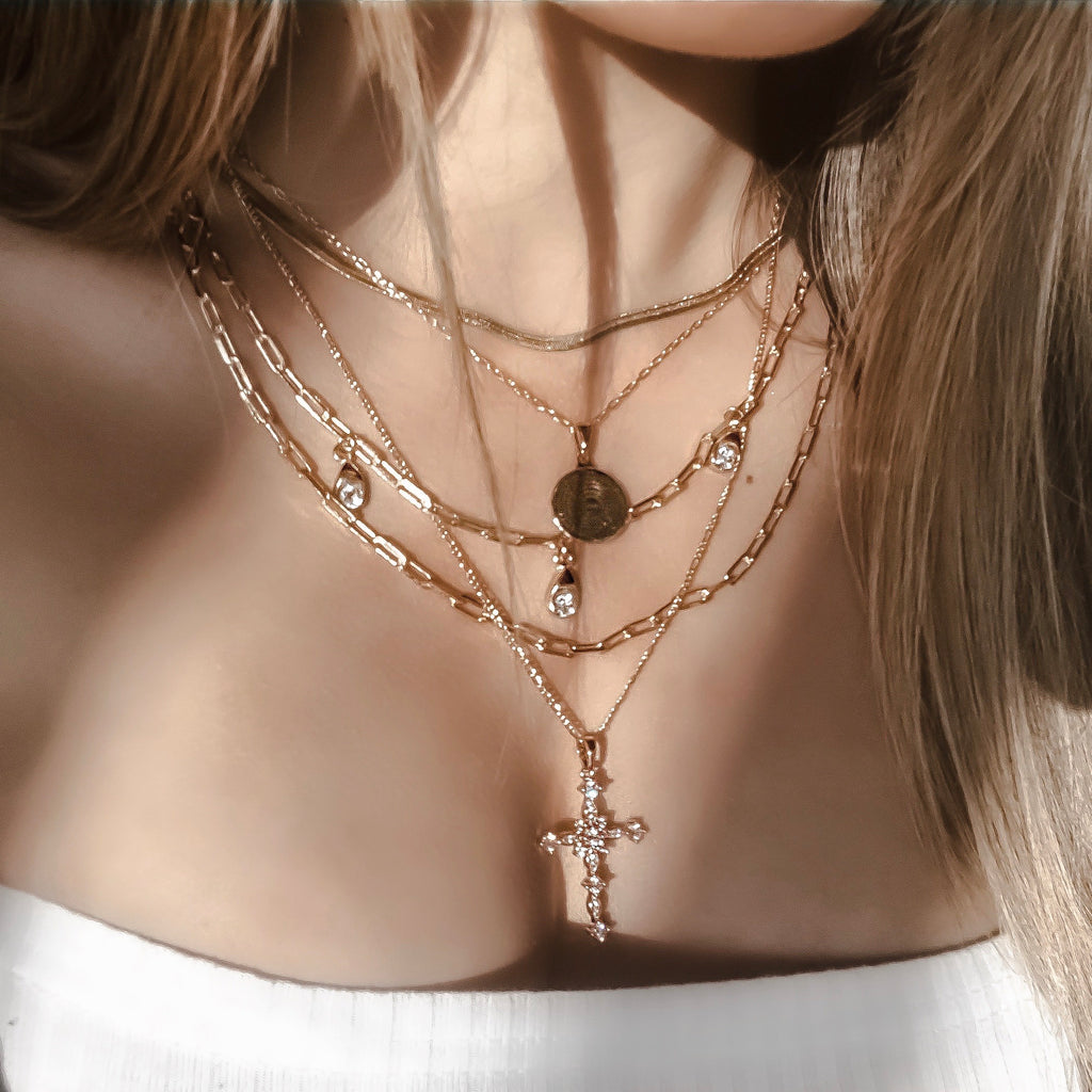 The Sistine Necklace