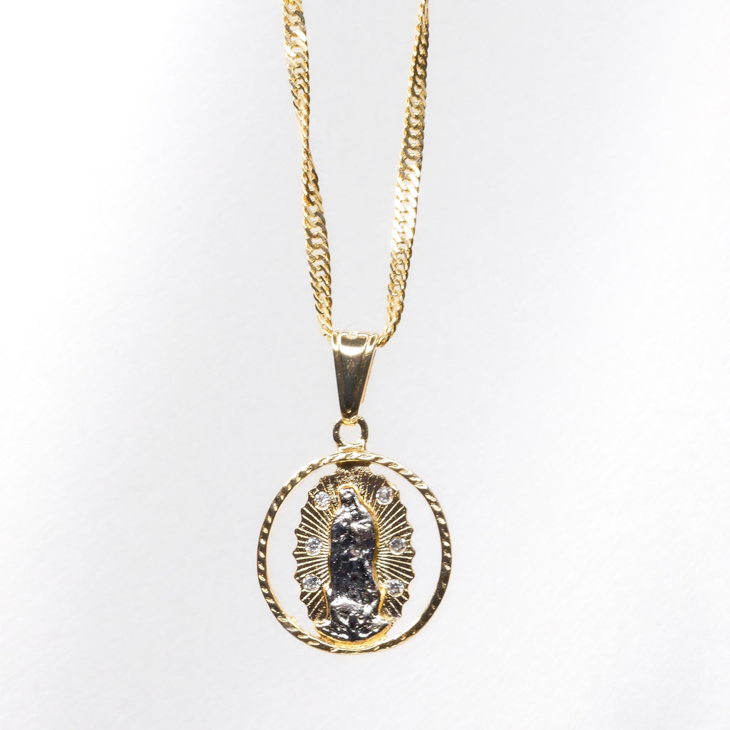 La Virgen Necklace