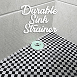 Durable Sink Strainer