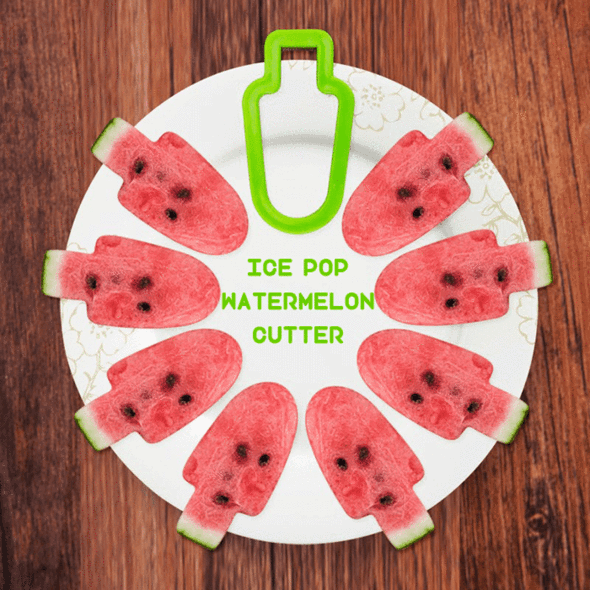 Ice Pop Watermelon Cutter