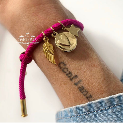 Pulsera Amuletos