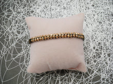 Afbeelding in Gallery-weergave laden, sparkling bracelet copper crystal mesh