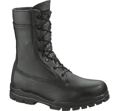 Bates Men's E01621 9 IN US NAVY DuraShocks Steel Toe