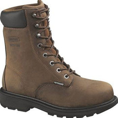 Wolverine Men's McKay Steel Toe Metatarsal Guard EH Work Boots 5680