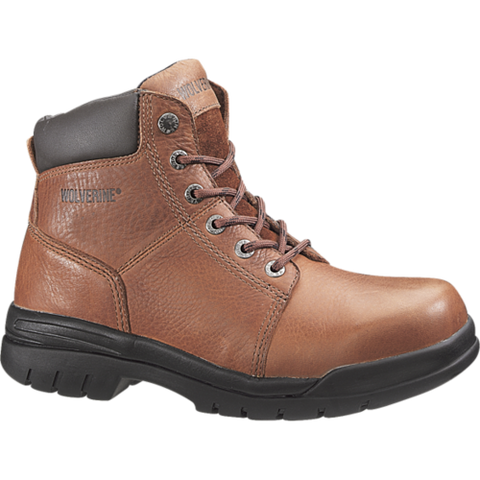 Marquette Wolverine Slip Resistant Steel-Toe EH 6 in Boot W04713