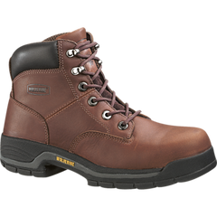 Harrison Wolverine 6 in Lace-Up Steel-Toe EH Boot W04904