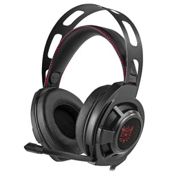 M190 Stereo Gaming Headset with LED Light & 2.0m Cable