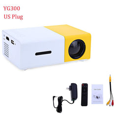 Mini Full High Definition LCD Projector (12V 1080P)