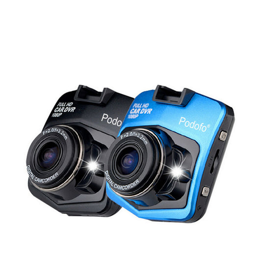 Full HD DashCam with Night Vision & Motion Detection (1080P)