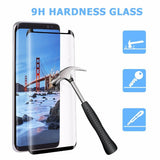 XO 3D Tempered Glass for Samsung S8 Plus - HD Screen Protector