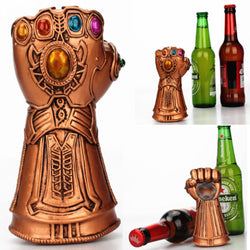 Thanos Infinity Gauntlet Glove Bottle Opener