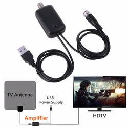 Digital Signal Booster for HDTV Antenna