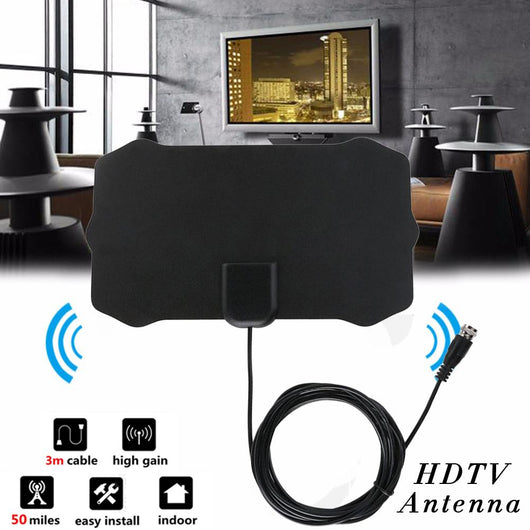 HDTV Free Digital Cable Antenna