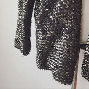Cozy Sequin Sweater