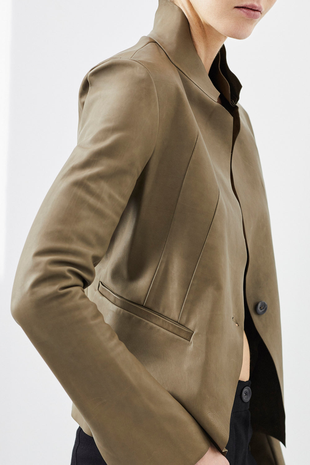 Classical Leather Jacket
