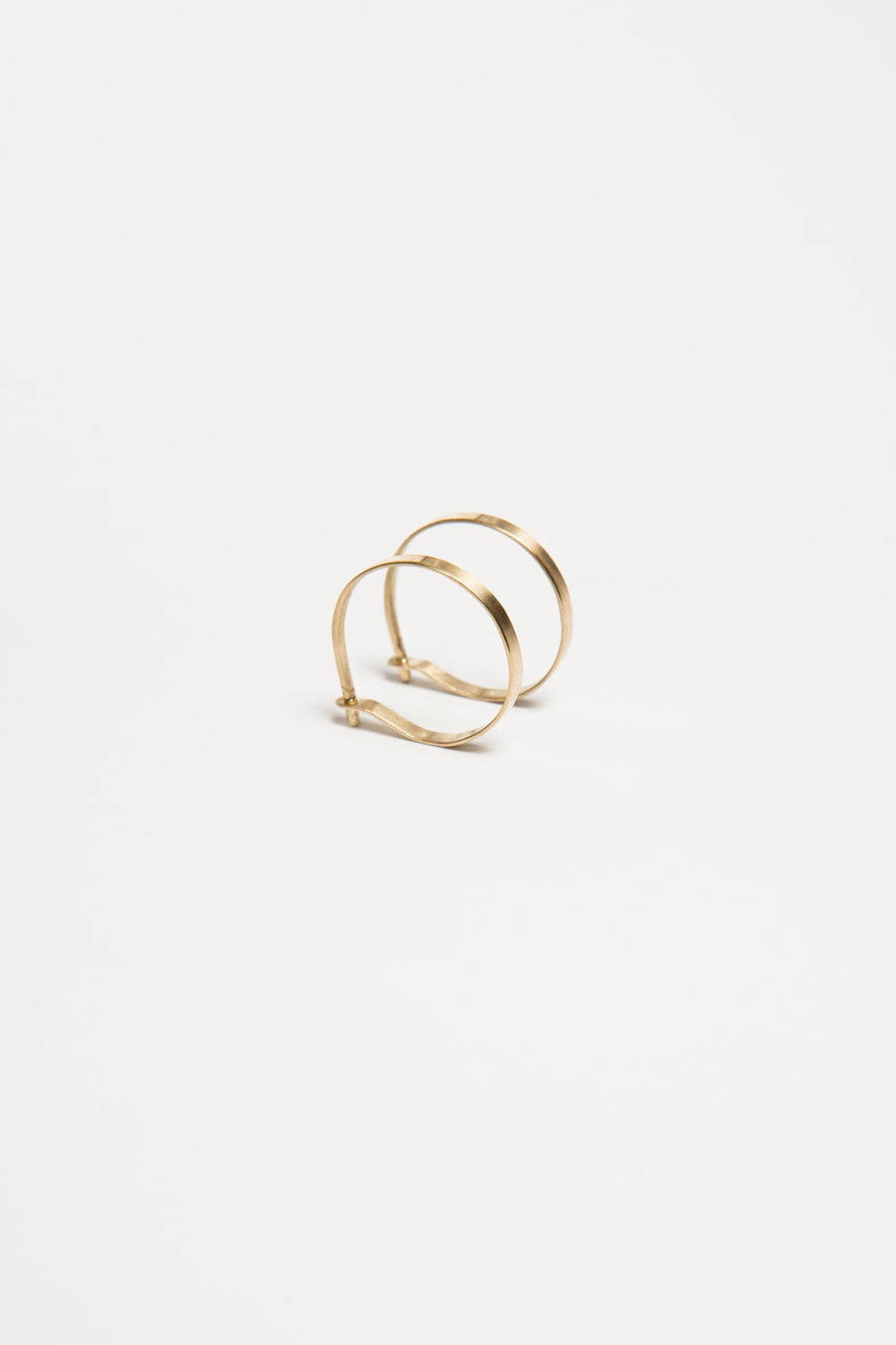 Earrings No.12 by Johanna Gauder