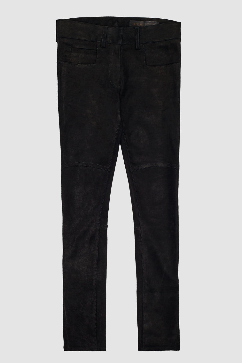 Biker Leather Trousers