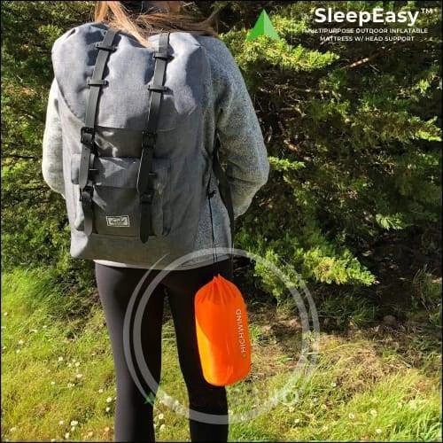 SleepEasy™ Outdoor Inflatable Mat
