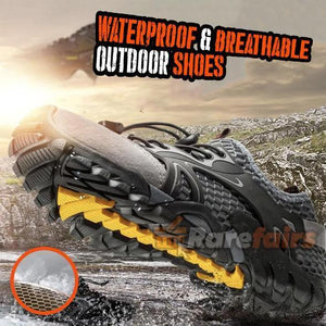 Outdoor Hiking Shoes - Super Resistant & Comfortable
