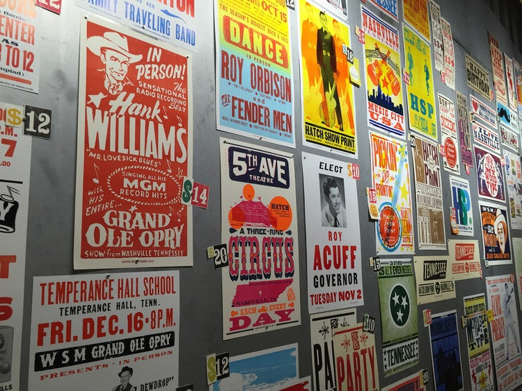 Hatch Show Print - Featured Image