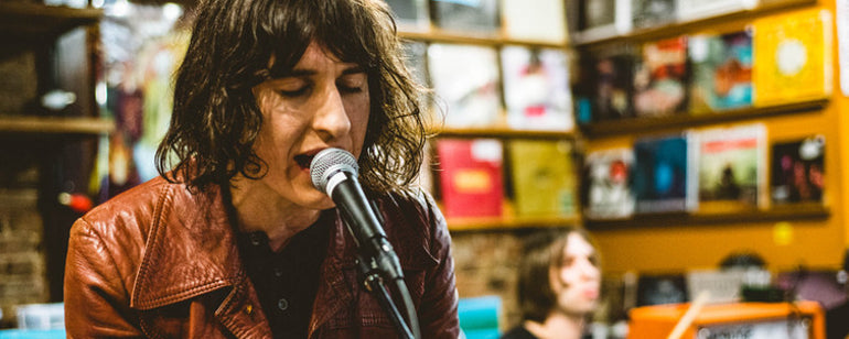 Featured photo for Hanging Out with Adam Smith of Temples