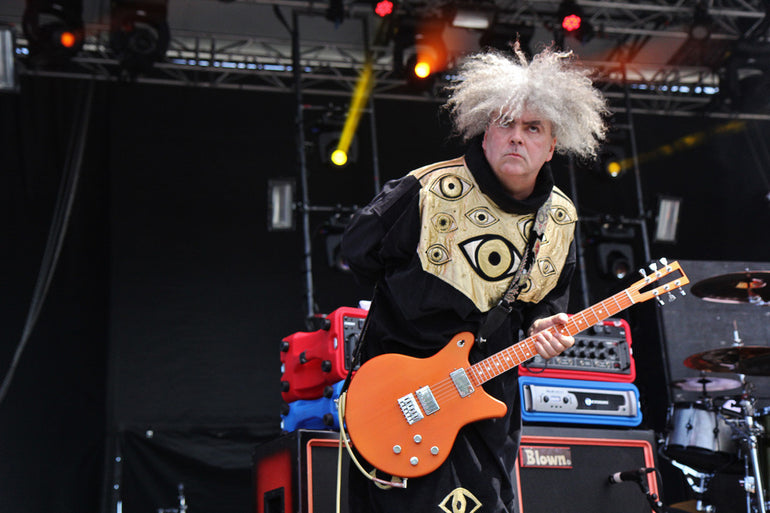 Featured photo for Buzz Osborne: The Greatest Minority of All