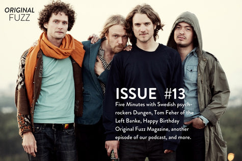 Featured photo for Issue #13: The Happy Birthday Issue