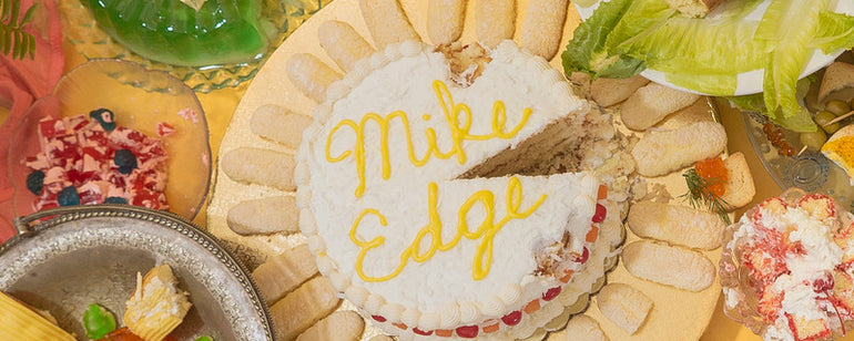 Featured photo for Five Minutes with Mike Edge