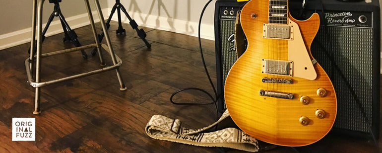 Featured photo for From Log to Legend: The Gibson Les Paul