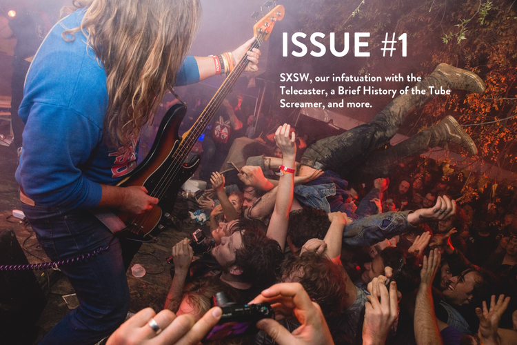 Issue #1 - Featured Image