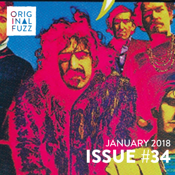 Issue #34: The Origins of Prog Rock, Our Year End Playlist, NYC Photographer Chelsea Pineda, What Chefs Eat, And A New Mixtape