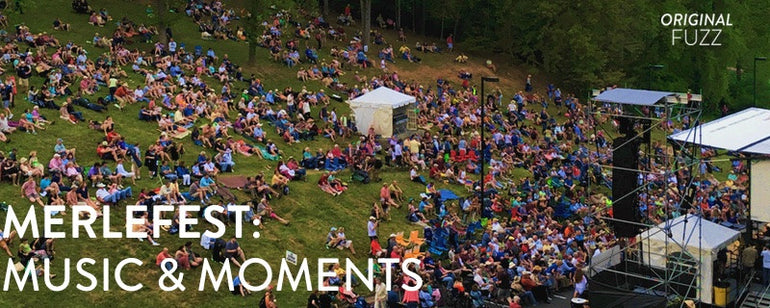Featured photo for A Photo Essay of Merlefest 2016
