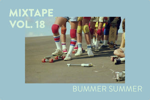 Original Fuzz Mixtape Vol. 18: Bummer Summer
