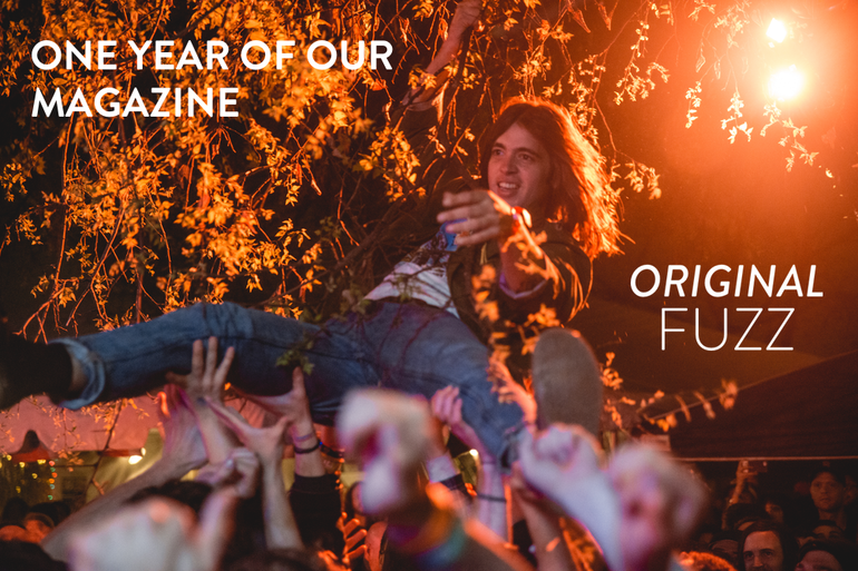 Featured photo for One Year of Original Fuzz Magazine