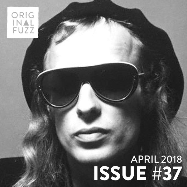 Featured photo for Issue #37: Brian Eno, Public Access T.V., Caroline Rose, WASI, Printmaking, This Month's New Music + more