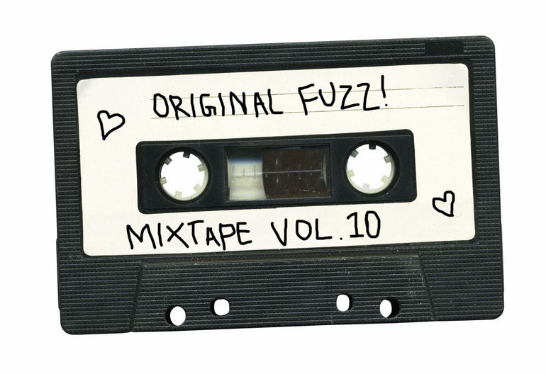 Featured photo for Original Fuzz Mixtape Vol. 10