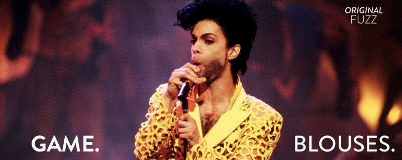 Prince & The Information Revolution