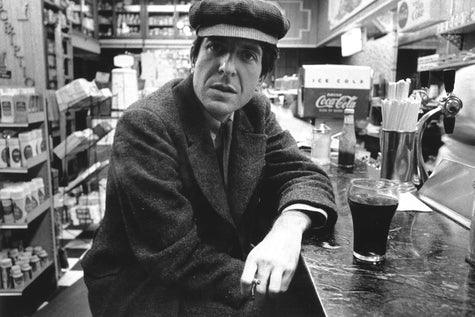 Featured photo for Podcast Episode #26: Remembering Leonard Cohen