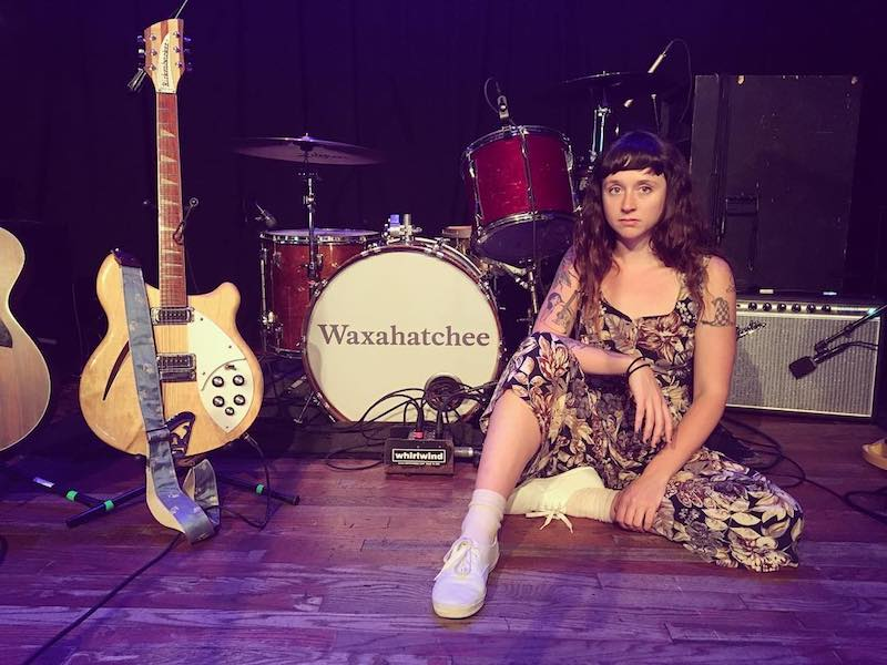 Vintage Fuzz Strap Spotted on VICE News with Waxahatchee - Featured Image