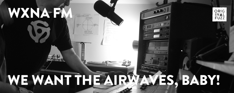 We Want the Airwaves, Baby! WXNA Takes Over Music City - Featured Image