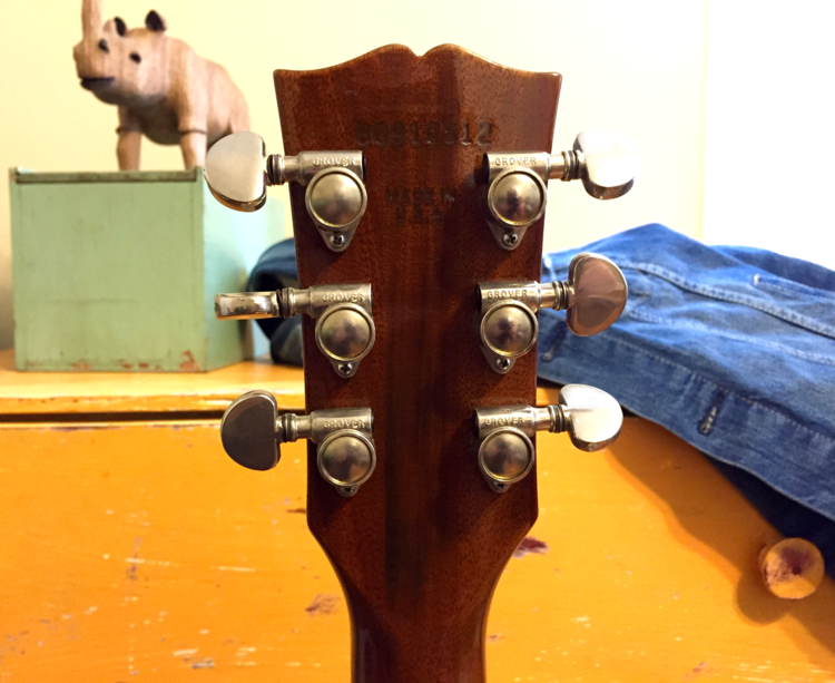 Epiphone les paul serial number hookup