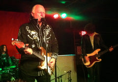 A 74 year old Dick Dale performs at Jack Rabbits in Jacksonville, FL