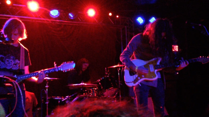 Rob Laakso and Kurt Vile rock guitar straps by Original Fuzz