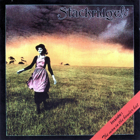 Stackridge album Man In the Bowler Hat released in 1974, produced by George Martin.