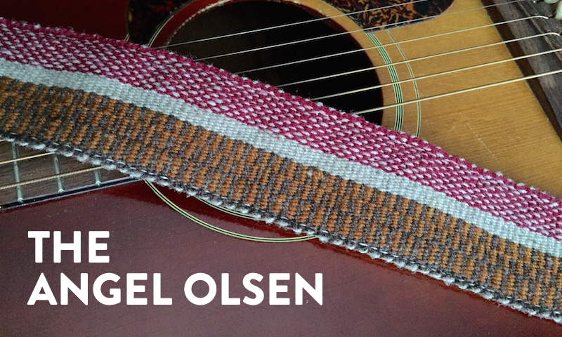 Preview of the Angel Olsen Peruvian Strap